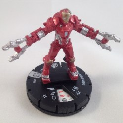 Heroclix Iron Man 3 Movie 013 Iron Man Mk 35