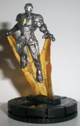Heroclix Iron Man 3 Movie 014 Iron Man Mk 40