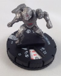 Heroclix Iron Man 3 Movie 016 War Machine