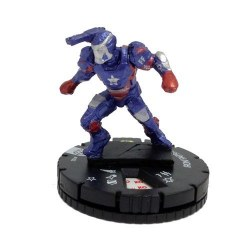 Heroclix Iron Man 3 Movie 102 Iron Patriot