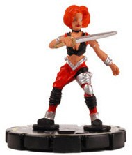 Heroclix INDY 001 Ashleigh