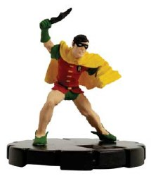 Heroclix Icons 002 Robin (Starter)