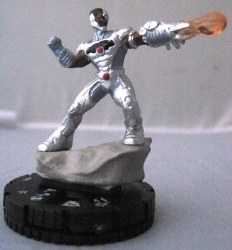 Heroclix Justice League New 52 006 Cyborg