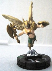 Heroclix Justice League New 52 011 Hawkman