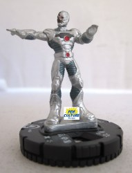 Heroclix Justice League Strategy Game 004 Cyborg