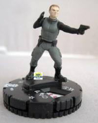 Heroclix Justice League Trinity War 009 D.E.O. Agent
