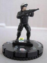 Heroclix Justice League Trinity War 010 Blackgate Guard