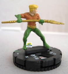 Heroclix Justice League Trinity War 018 Aquaman