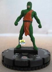 Heroclix Joker's Wild 004 Kobra Fanatic