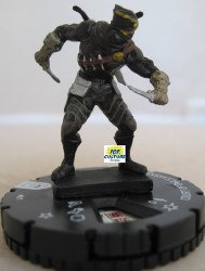 Heroclix Joker's Wild 011 Court of Owls Assassin