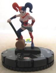 Heroclix Joker's Wild 018 Harley Quinn