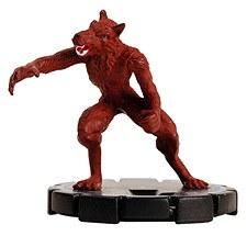 Heroclix Legacy 004 Hyena