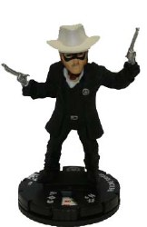 Heroclix The Lone Ranger 001 Lone Ranger