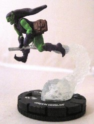 Heroclix 10th Anniversary Marvel 004 Green Goblin
