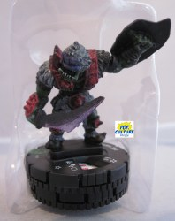 Heroclix Mage Knight Resurrection 017 Orc Harrower