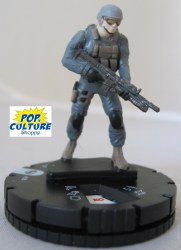 Heroclix Man of Steel 008 Soldier