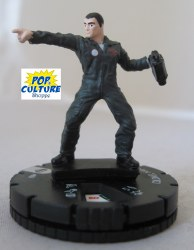 Heroclix Man of Steel 013 Colonel Hardy