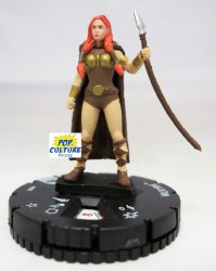 Heroclix Mighty Thor 009 Valkyrie