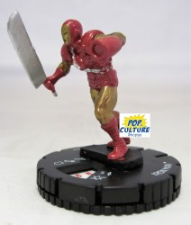 Heroclix Mighty Thor 019 Iron Man