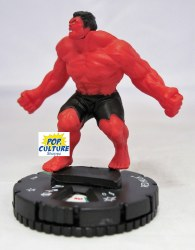 Heroclix Mighty Thor 021 Red Hulk