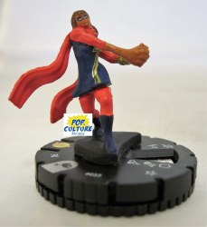 Heroclix Mighty Thor 037 Ms. Marvel