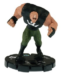 Heroclix Mutations and Monsters 005 Strong Guy