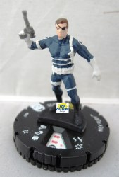 Heroclix Nick Fury Agent of Shield 001 Nick Fury