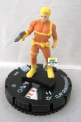 Heroclix Nick Fury Agent of Shield 005b Clay Quarterman