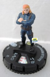 Heroclix Nick Fury Agent of Shield 006a SHIELD Bodyguard