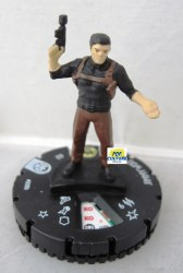 Heroclix Nick Fury Agent of Shield 008b Jimmy Woo