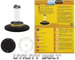 Heroclix No Man's Land R100 Utility Belt