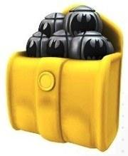 Heroclix No Man's Land S101 Gas Pellets/Smoke Grenades