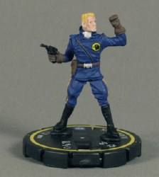 Heroclix Origin 001 Blackhawks