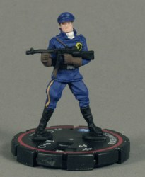 Heroclix Origin 003 Blackhawks