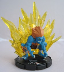 Heroclix Street Fighter 003 Blanka