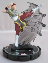 Heroclix Street Fighter 008b Chun-Li