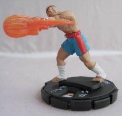 Heroclix Street Fighter 015 Sagat