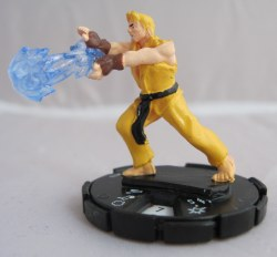 Heroclix Street Fighter 016 Ken