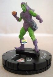 Heroclix Superior Foes of Spider-Man 010 Green Goblin