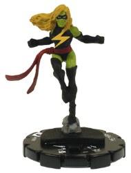 Heroclix Secret Invasion 008 Ms. Marvel (Human)