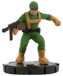 Heroclix Sinister 002 Hydra Technician