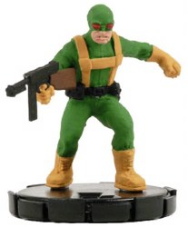 Heroclix Sinister 003 Hydra Officer