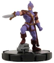 Heroclix Sinister 009 Swordsman