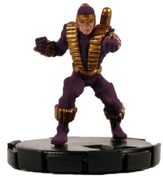 Heroclix Sinister 014 Trapster