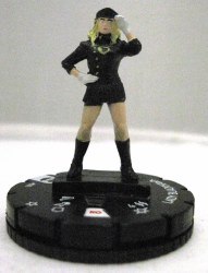 Heroclix Streets of Gotham 002 Lady Blackhawk