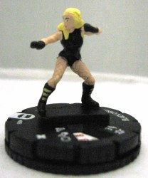 Heroclix Streets of Gotham 003 Black Canary