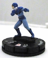 Heroclix Streets of Gotham 006 Blue Beetle
