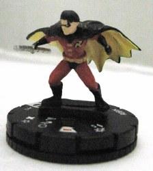 Heroclix Streets of Gotham 012 Robin