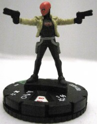 Heroclix Streets of Gotham 019 Red Hood