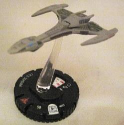 Heroclix Star Trek Tactics I 002 IKS Somraw